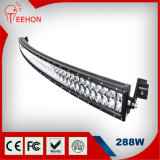 Double Row 288W Curved LED Light Bar