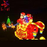 Christmas Ornament Lanterns Christmas Light Show Festival