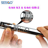 Seego Electronic Cigarette Health Care Product E Cig G-Hit K3 Kit for Sale