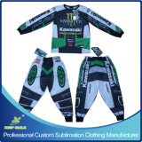 Custom Design Customized Sublimation Motorcycle Jersey Uniform