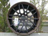 18-24 Inch Two-Pieces Forged Aluminum Alloy Car Wheels Rims /Truck Wheels