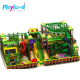 Guangzhou Children Indoor Soft Equipment Indoor Play Zone for Sale