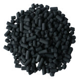 Factory Supply Anthracite Coal Based Pellet/Column/Cylinder/Extruded Activated Carbon for Air /Gas Treatment