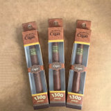 Chinese Supplier Hot Sell Electronic Cigarette 1300puffs Disposable E Cigar Cohiba Cigar Price