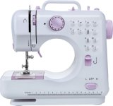 Electric Household Sewing Machine with 12 Stitches (FHSM-505)