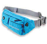 Fashionable Leisure Canvas Waist Bag for Women and Men