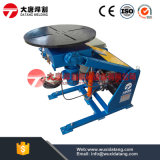 Hbjy12 Factory Sales Hydraulic Lifting Welding Positioner