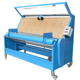 Fabric Length Meter Counter Fabric Cloth Rolling Measuring and Inspection Machine