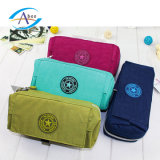 Foul Color Goog Material Fabric Pencil Case