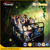 Electric System Game Machine Amusement Park 3D 4D 5D 6D 7D Movie Home Cinema Theater