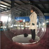 Round Clear Advertising PVC Inflatable Bubble Tent
