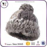 Wholesale POM POM Winter Women Crochet Knit Hat