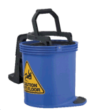 Plastic Squeeze Bucket 14L for Sale