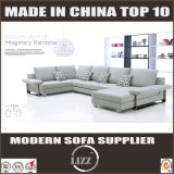 Comfortable High Quality U Shape Fabric Sofa