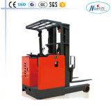 China 1000kg Reach Truck, Battery-Operated, 3000mm Lifting Height