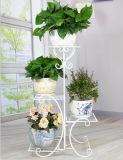 Handmade Anqique Wrought Iron Flower Planter