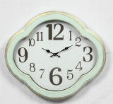 Hot Sale Antique Metal & Wooden Wall Clock
