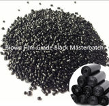 Plastic Recycling Universal Black Masterbatch for HDPE Film Wholesale Price
