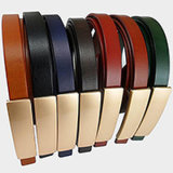 Fashion Designer Woman Genuine Leather Belt Wholesale in China (LB3473)