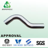 Sanitary Stainless Steel 304 316 Pipe Bridge