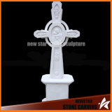 Factory Cheap Small Cross Tombstone in Graveyard Ts-003