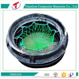 FRP Manhole Covers with Fall Prevention Net