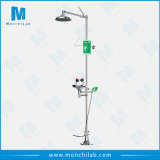 Supply Stainless Steel Eye Wash and Shower