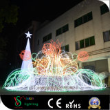 3D Fountains LED Lights for Outdoor Decoration