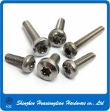 Stainless Steel Torx Recessed Pan Head Machine Screw