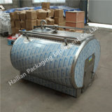 High Quality Stainless Steel Milk Transport Tank