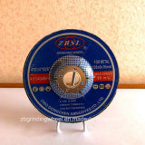 Abrasive Grinding Wheel with Double Net for Metal-180X6X22.2