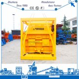 Js3000 Type Stationary Double Shafts Concrete Mixer on Sale