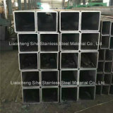 ASTM A500 Welded Square Steel Pipe Tubes for Stucture