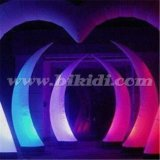 Customized Inflatable Horn/ Cone/ Ivory LED Decoration C3016