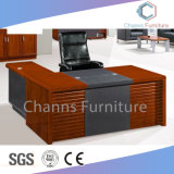 Modern L Shape Office Desk Painting Executive Table for Manager (CAS-SW1720)