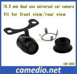 Universal Dual Use Mini Size 16.5mm Rear View Car Camera 170 Degree