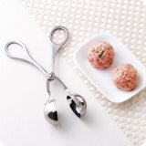 Fantastic Kitchen Meatball Maker Stainless Steel Meat & Poultry Tools DIY Fish Meat Ball Maker Meatball Mold Tools