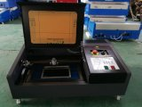 Brown Color 50W USB Port Laser Engraving Cutting Machine