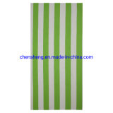 Custom Fashion Quick Dry Stripes Microfiber Suede Sand Free Beach Towels for Travel Vocation