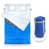Wholesale Double Sleeping Bag Camping/Outdoor Sleeping Bag Warm