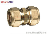 Brass Pex Fitting for PE Pipe and Pex-Al-Pex Pipe/Brass Coupling/Nipple