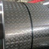 5 Bar, Diamond Pattern Aluminum Tread Plate