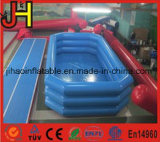 Customized Inflatable Blue Water Pool for Kid Swimming