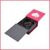 Red Cardboard Ring Bracelet Necklace Charm Gift Case