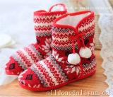 Women's Indoor Shoes Knitted Indoor Boots Women's Indoor Boot Socks