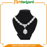 Customzied Fashion Necklace with Rhinestone