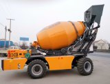 Chinese Manufacturer Jbc4.0 Self Loading Concrete Mixer