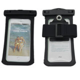 Waterproof Mobile Phone Bag with Hook and Armband for iPhone 4.7 Inches
