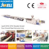 Plastic PVC/PE/PP/PPR/LDPE Sewage/ Pressure/Gas Pipe& Electricity Conduit Pipe/Tube/ Window Profile/Sheet (extruder& winding) Extrusion/Extruding Making Machine