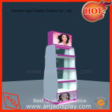 Wooden Cosmetic Display Stand Cosmetic Display Shelf